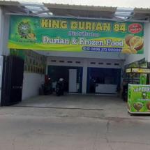 Logo KING DURIAN84