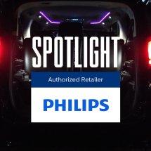 Logo SPOTLIGHT Philips