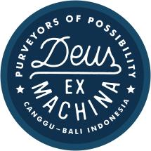 Logo Deus Ex Machina Official