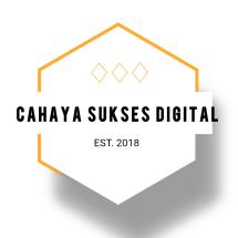 Logo CAHAYA SUKSES DIGITAL