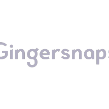 Logo Gingersnaps Official