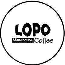 Logo LOPO Mandheling Coffee