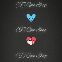 Logo F one shop
