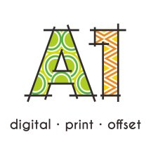 Logo A1 Digital Print Offset