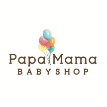Logo Papamama Babyshop