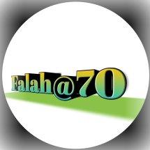 Logo Falah@70