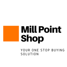 Logo Mill Point Shop