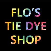 Logo Flo's Tie Dye Shop