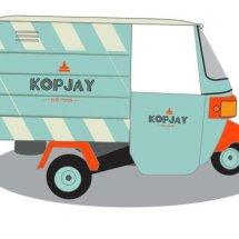 Logo Kopjay Coffee Companion