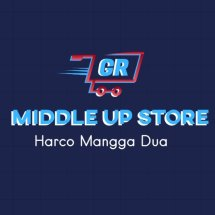 Logo MIDDLE UP STORE