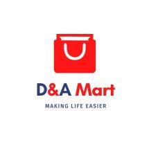 Logo D&A Mart