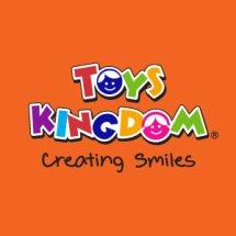 Logo Toys Kingdom Official