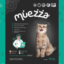 Logo Muezza Feed