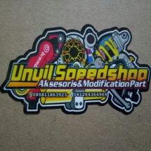 Logo Unyil speed_shop