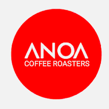 Logo penjual kopi