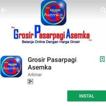 Logo Grosir Pasar Asemka