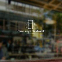 Logo Toko Cahya Elektronik