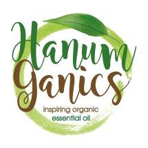 Logo Hanumganics Essential Oil