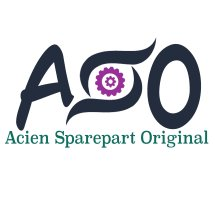 Logo Acien Sparepart Original