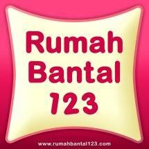 Logo rumah bantal 123