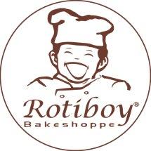 Logo ROTIBOY Bake At Home