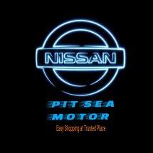 Logo pit sea motor nissan