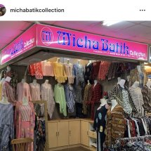 Logo Micha Batik Collection