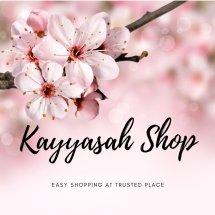 Logo Kayyasah Shop