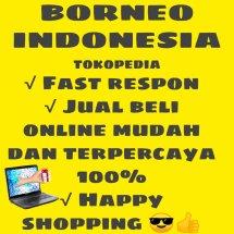 Logo BORNEO INDONESIA