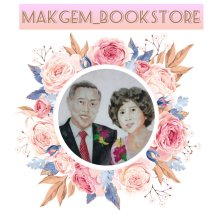 Logo makgem_bookstore