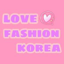 Logo Love Fashion Korea