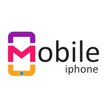 Logo mobile iphone