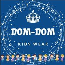 Logo DOMDOM KIDS WEAR