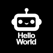 Logo Hello World Indonesia
