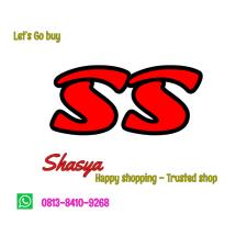 Logo Shasya Happy Shopping