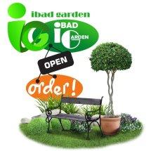 Logo ibad garden