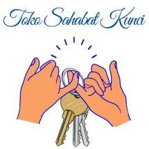 Logo Sahabat Kunci 33A