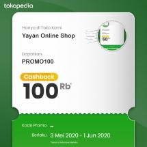 Logo Yayan Online Shop