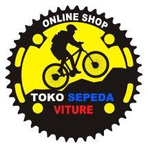 Logo Toko Sepeda Viture