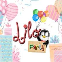 Logo Lilo Party