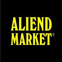 Logo Aliend Market