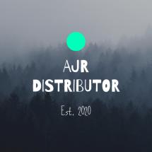 Logo AJR DISTRIBUTOR