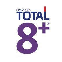 Logo Total8plusjakarta