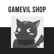 Logo Gamevil Shop