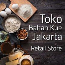 Logo Toko Bahan Kue Jakarta 2