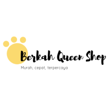 Logo Berkah Queen Shop