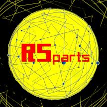 Logo RS parts