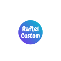Logo Raftel Custom