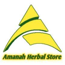 Logo Amanah HerbalStore