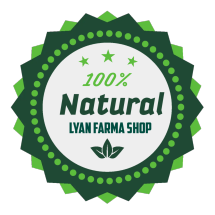 Logo lyan farma shop